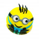 Tortas SweetDream.lt minion