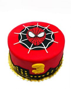 Tortas SweetDream.lt spiderman