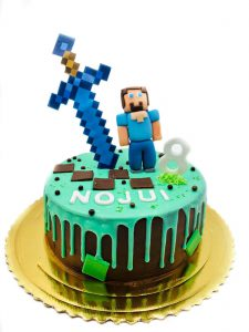 Tortas SweetDream.lt minecraft